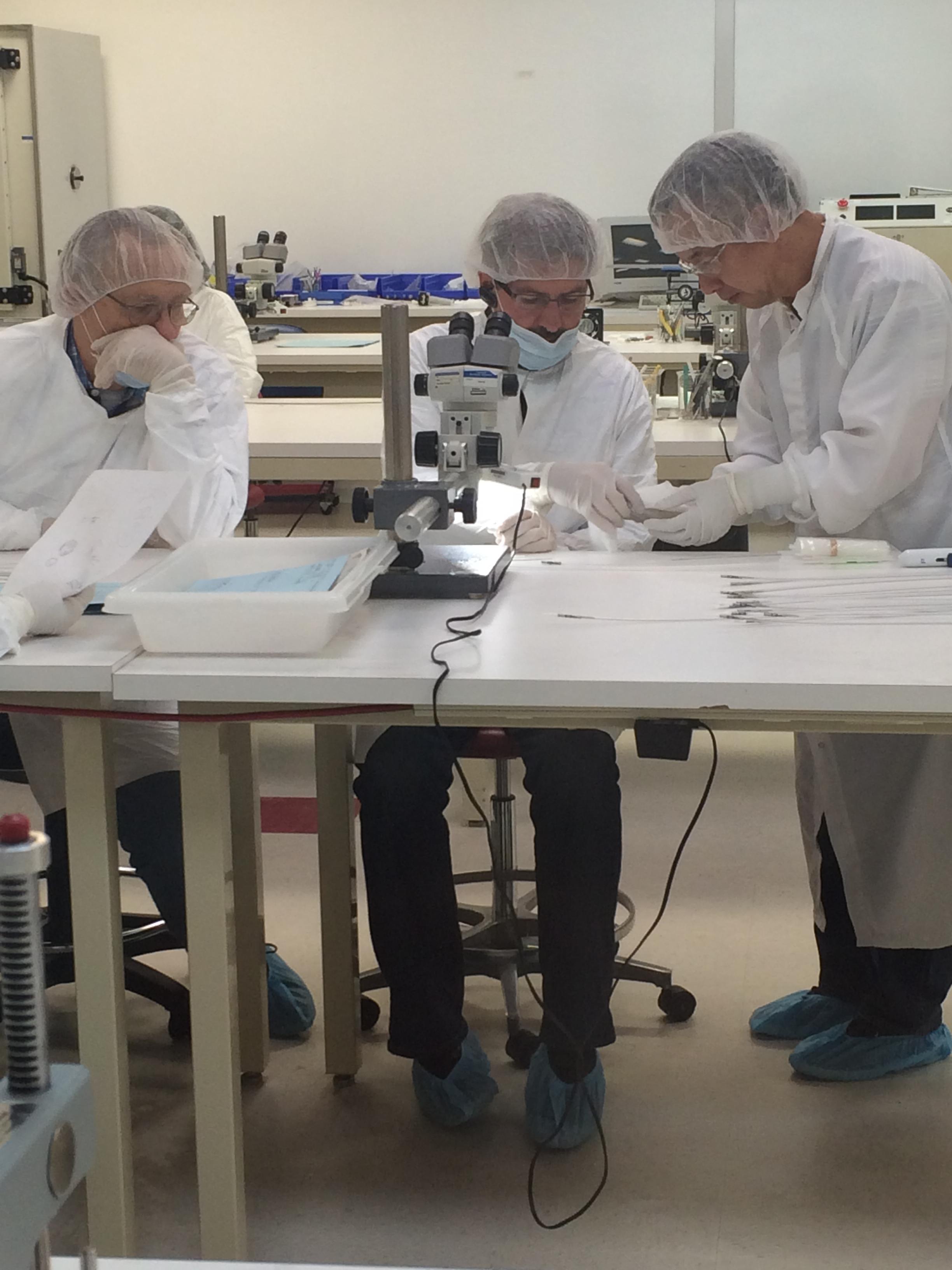Endoscopy Cleaning Room: Anthony Nobles Enterprises